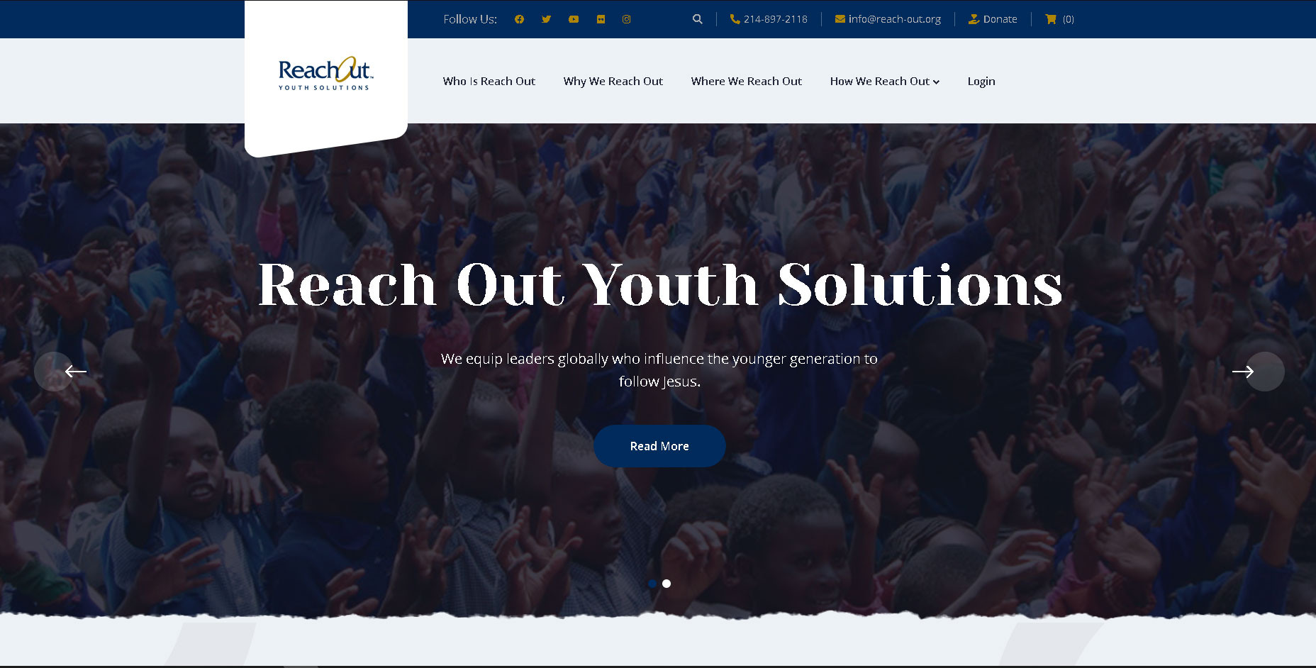 Reach Out Youth Solutions
